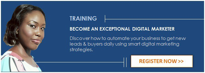 Become a Smarter Digital Marketer in Nigeria Training