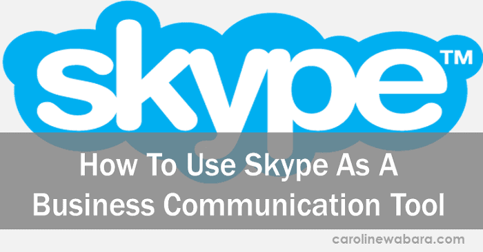 skype as a business tool Network quality and connectivity to the cloud are critical when implementing a modern skype for business solution leveraging the office 365 cloud prognosis uc assessor is an automated network readiness assessment and testing solution for skype for business online and on-premises.