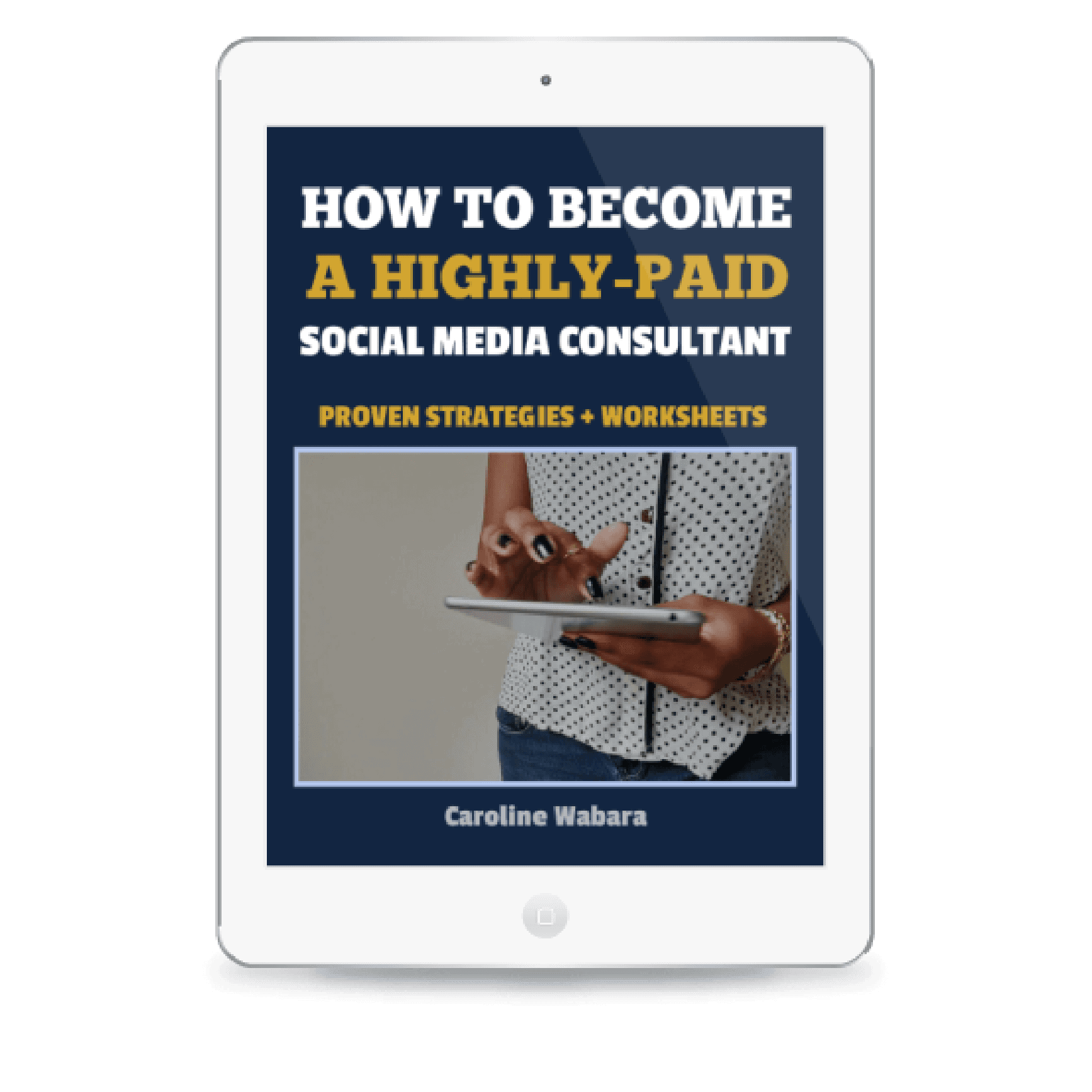 Become a Highly Paid Social Media Consultant in Nigeria ebook