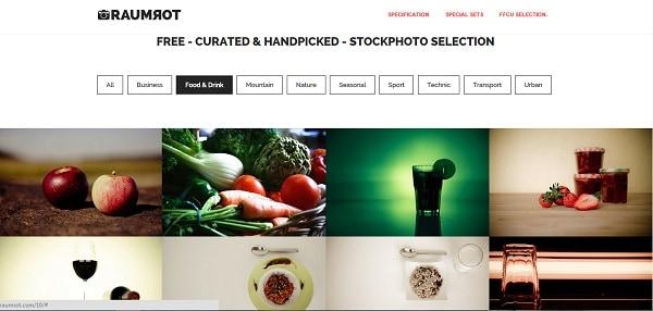 raumrot Stock Photo for Nigeria