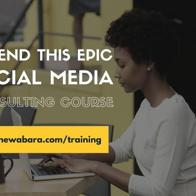 Social Media Consulting Training in Lagos Nigeria