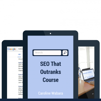 seo that outranks course